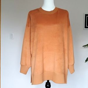 NEW Aerie Oversized Brown Sweater Size Medium NWOT